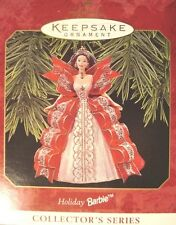 1997 Hallmark Holiday Barbie Ornament