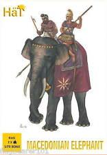 Sombrero 8141. macedonio Elefantes. escala 1/72 De Plástico Sin Pintar