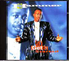 MC HAMMER - LET'S GET IT STARTED - CD (COME NUOVO)