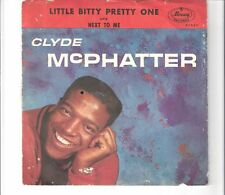 CLYDE McPHATTER - Little bitty pretty one