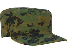 Woodland Digital Camouflage Military Patrol Fatigue Cap Rothco 4524