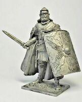 1/30 Roman Legionary 2-3 AD Warrior Tin Metal Soldier 65 mm figure NEW handmade