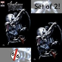 🚨🕸 VENOM #31 SET OF 2 GABRIELE DELL'OTTO Exclusive Variants King In Black NM