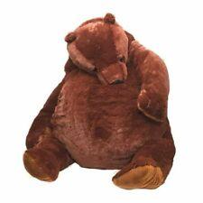 100cm Soft Teddy Bear Plush Toys Dark Brown Bear Super Big Hugging Pillow Animal