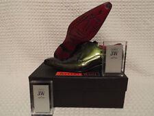 Floral Lace-up Shoes for Men