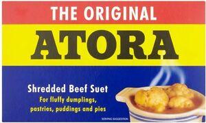 Atora Original Shredded Suet 4 Packs Of 240g