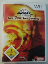 Nintendo Wii Game Avatar of the Path of Fire, USED BUT GOOD