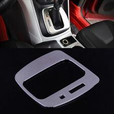 For 2013-2016 Ford Escape Kuga Chrome Gear Shift Panel Cover Trim Frame Molding