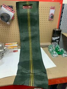 Sandbag with handle Silage Clamp Flood Sandbag with handle 25cm x 100cm x 10