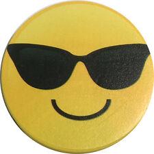 Sunglasses Emoji Magnetic Whiteboard Eraser