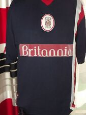 1999-01 Stoke City Away Asics (L) Jersey Trikot Maillot Shirt Maglia Camiseta