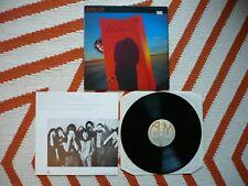Albert Lee Hiding Vinyl Cover Signed Autograph UK 1st Press 1979 A&M A1B1 LP EXC