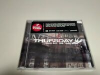 JJ11- THURSDAY WAR ALL THE TIME  CD NUEVO PRECINTADO LIQUIDACIÓN!!