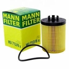 MANN Ölfilter HU7128X Filter Opel Agila A H00 Suzuki Wagon R