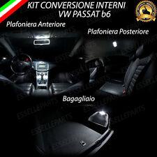 KIT LED INTERNI VW PASSAT VARIANT b6 ANTERIORE+POSTERIORE+BAGAGLIAIO 6000K