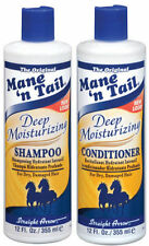 Mane N Tail Deep Moisturizing Shampoo & Conditioner 12oz each SPECIALOFFER