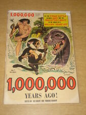 ONE MILLION YEARS AGO #1 VG- (3.5) ST JOHN COMICS SEPTEMBER 1953
