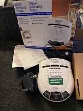 Conair Telephone Phone Digital Tapeless Answering System Machine #TAD2014AW