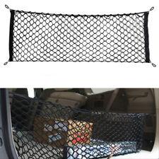 Car Interior Accessories Trunk Rear Cargo Organizer Storage Net Elastic Nylon UK