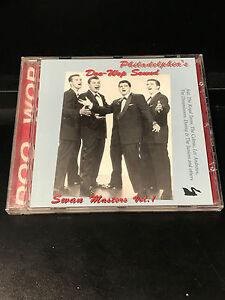 Various Artists-Philadelphia's Doo-Wop Sound-Swan Masters Vol 1-CD-VG+ Condition