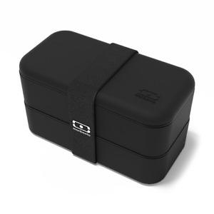 Monbento Bento Box MB Original Black  - The Bento Box. Designed in France.