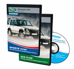 Land Rover Discovery1998-2001 TD5 ECO ECU Remap Chip
