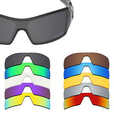 Best Anti-salt Replacement Lenses for-Oakley Oil Rig Polarized Etched
