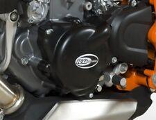 KTM 690 SMC 2008 R&G Racing LHS Engine Case Cover ECC0137BK Black