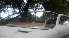 Regal 2100 LSR Boat PORT FRONT Windshield, THIS SINGLE PIECE ONLY