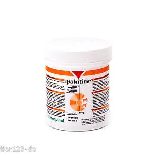 Ipakitine 180g Dose - Vetoquinol (13,88€/100g)