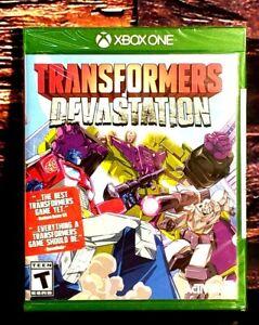 Transformers Devastation - XBOX ONE - Microsoft - XBO - Brand NEW - Sealed