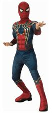 Iron Spider Spiderman Costume Child Large Padded Muscle Chest Youth Boy Avengers