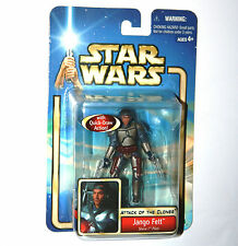 Star Wars AOTC Figure - JANGO FETT Slave I Pilot