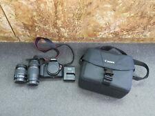 Canon EOS Rebel T6 18.0MP Digital SLR Camera w/18-55 & 75-300 mm 2 Lenses Kit