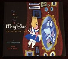 Art and Flair of Mary Blair BOOK 2003 1st Ed / 1st Printing Roy E Disney