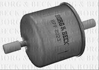 Borg & Beck Filtro de Combustible Para Ford Fiesta Motor de Gasolina 1.3
