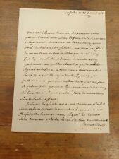 LOUIS DE BRIENNE DE CONFLANS MARECHAL DE FRANCE VERSAILLES 1756