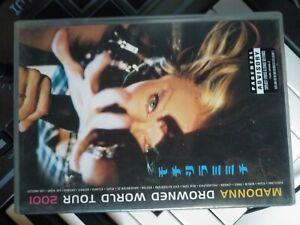 dvd musik konzert Madonna Drowned World Tour gebraucht