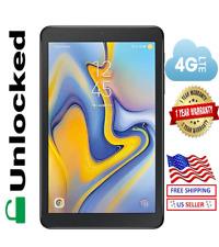 Samsung Galaxy Tab A 8.0 SM-T387V 32GB Black (Unlocked)...