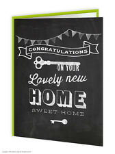 Brainbox Candy New Home Greeting Card funny novelty humour housewarming blank