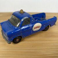 Rare Lonestar Impy Ford Transit LWB Breakdown Truck In Blue(1) No Hoist