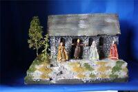 Priorei Nabera 3133, zu 7cm Sammelfiguren, Fertigmodell in Composite Mischbau