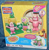 Mega Bloks Yo Gabba Gabba Foofa Set 85002 New and Factory Sealed Very Rare Toys
