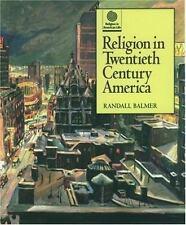 Religion in Twentieth Century America (Religion in American Life)-ExLibrary