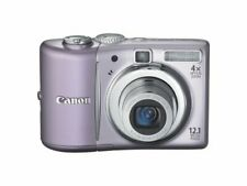 Canon PowerShot A1100IS 12.1 MP Digital Camera (Pink)