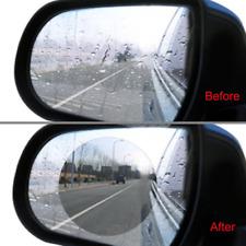 Car Anti Water Mist Film Anti-Glare Rainproof Rearview Mirror Protective Sticker
