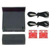 12V/24V/220V STC-3008 Dual Digital Temperature Controller Thermostat Heat B2C0