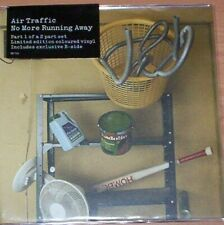"Air Traffic - No More Running Away / Boy With No Mind - Red 7"" Single Mint"
