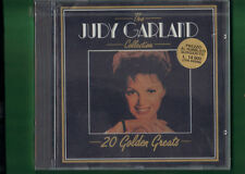 JUDY GARLAND -THE COLLECTION 20 GOLDEN GREATS CD NUOVO SIGILLATO