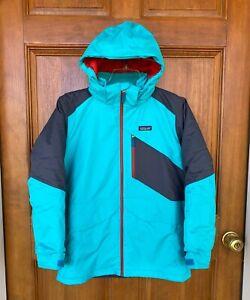Patagonia Boys Youth XL Snowshot Insulated Snowboard Ski Jacket and Pants